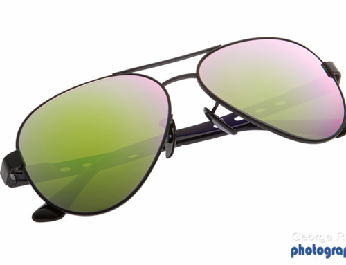 Product Photography Aviators Sunglasses