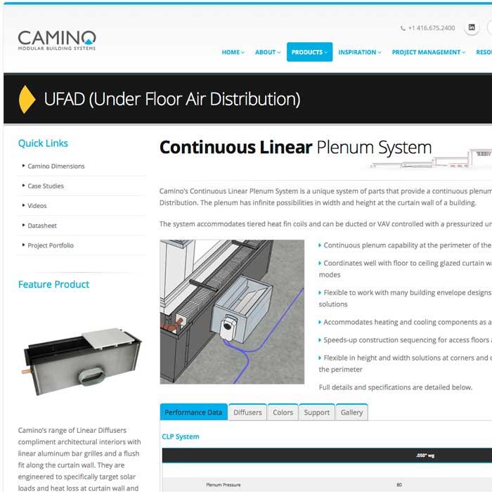 Rhode Island Website Design