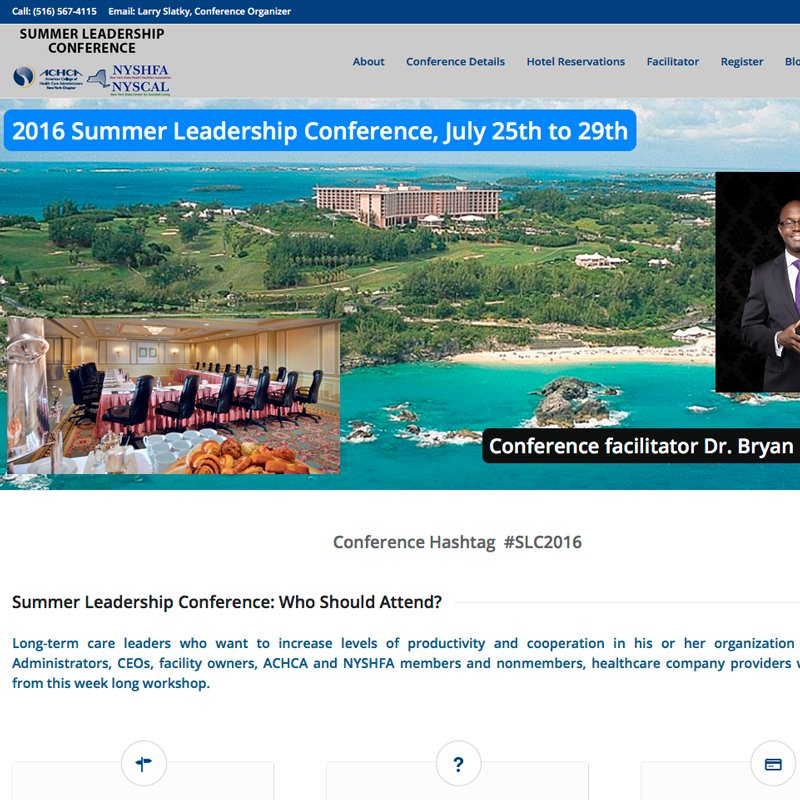 Summer Leadership Conference