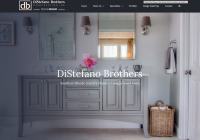 distefano brother construction website