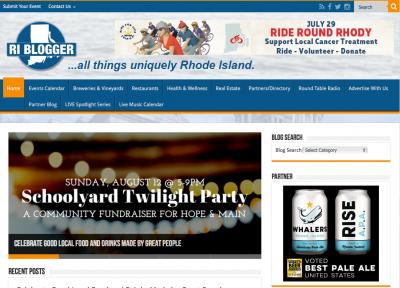 RI Website Redesign
