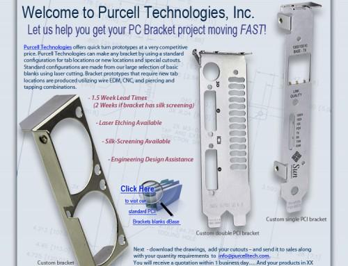 Purcell Technologies Single Sheet Flyer