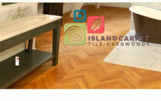 Island Carpet, Tile and Hardwood