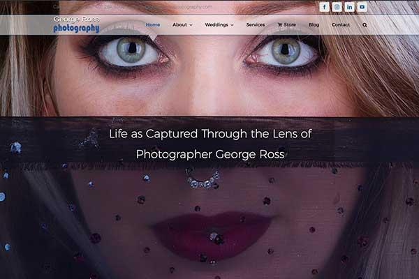 Wordpress website designer, Photography