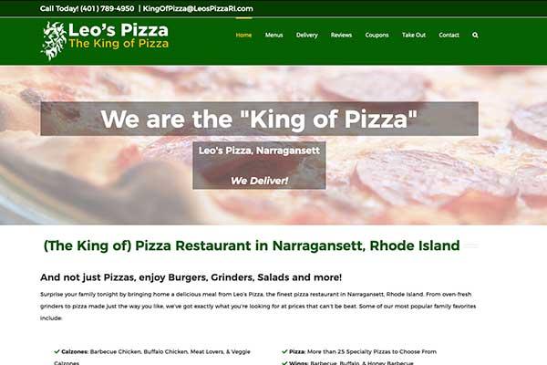 RI Website Designer, LEOS