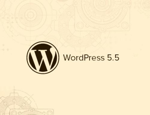WordPress Revision 5.5 Eckstine